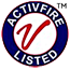 ActivFire Listed Logo